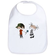V-Day Always Be Mine Bib
