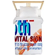 The 5th Vital Sign Trans Twin Duvet