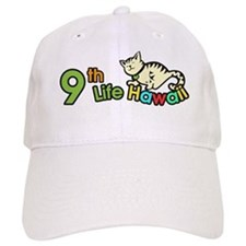 thin_logo_no_kill_9LH Baseball Cap