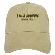 I Will Survive Baseball Cap