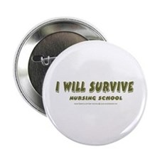 I Will Survive Button