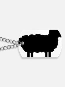 sheep_pic Dog Tags