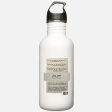 3-Back-Brody Water Bottle