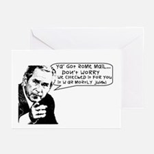 """""""The MailMan"""" Greeting Cards (Pk of 10)"""