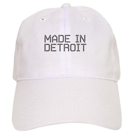 MADE IN DETROIT Cap