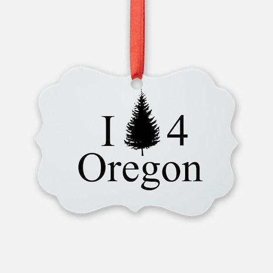 IPine4Oregon Ornament