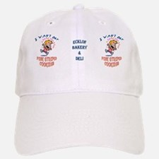 Screaming Kid Mug Baseball Baseball Cap