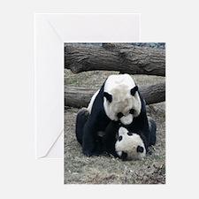 Mei hugs Tai Greeting Cards (Pk of 10)