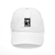 Mei hugs Tai Baseball Cap