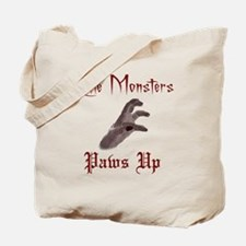 Lady Gaga/Little Monsters shirt front4 Tote Bag