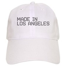MADE IN LA Baseball Baseball Cap