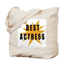 Best Actress Tote Bag