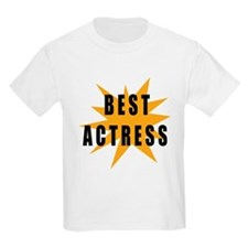 Best Actress Kids T-Shirt