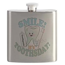 SmileItsToothsday Flask