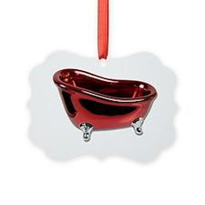 RedBathtub073110 Ornament