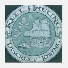 keel-hauling-CRD Tile Coaster