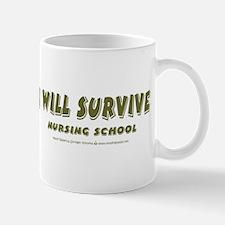 I Will Survive Mug
