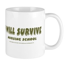 I Will Survive Mug
