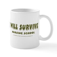 I Will Survive Small Mug