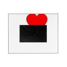 Heart Rafa -dk Picture Frame