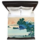 Hokusai King Duvet Covers