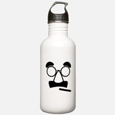 Marx Moustache Water Bottle