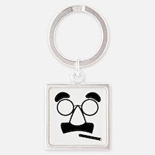 Marx Moustache Keychains