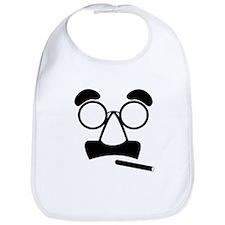 Marx Moustache Bib
