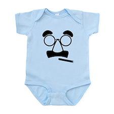 Marx Moustache Body Suit