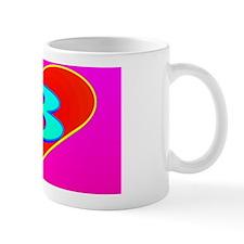 2-LUV8(oval landscape) Mug