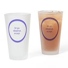 letgo_circle2 Drinking Glass