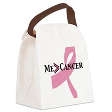 me greater than cancer Canvas Lunch Bag