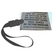 BAmericanSector_Mug Luggage Tag