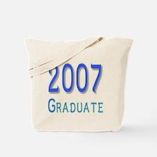 2007 Graduate Tote Bag