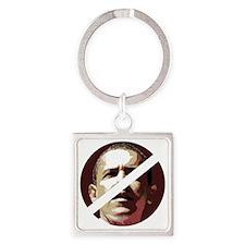 ObamaX Square Keychain