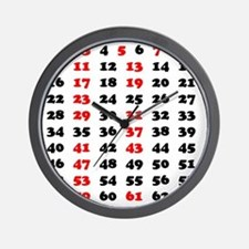 2-Prime Numbers 01 copy Wall Clock