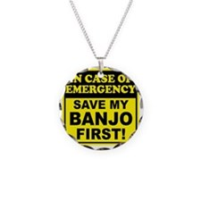 banjoEmergency Necklace