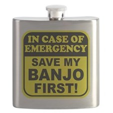 banjoEmergency Flask