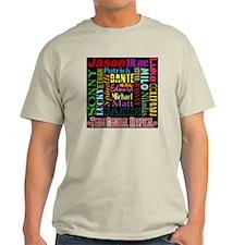 GH guy names black copy Light T-Shirt