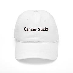 Cancer Sucks Baseball Cap