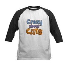Crazy About Cats Tee