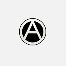 Anarchist Mini Button