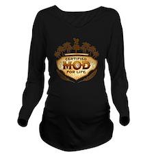 MOD_ForLife-01 Long Sleeve Maternity T-Shirt