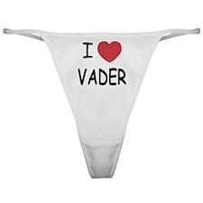 VADER Classic Thong