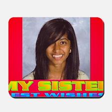 3-Rifqa Bary Mousepad