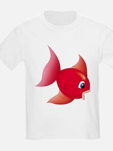 Red Fish Kids T-Shirt