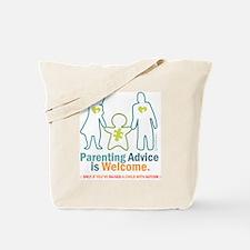Parenting DESIGN Tote Bag