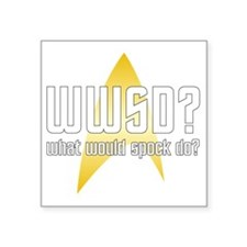 "wwsd2-01 Square Sticker 3"" x 3"""