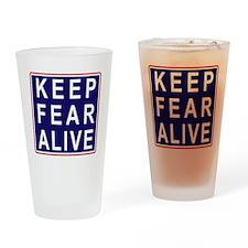 fear2 Drinking Glass