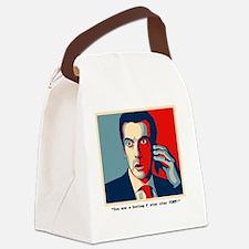 Star Star Canvas Lunch Bag